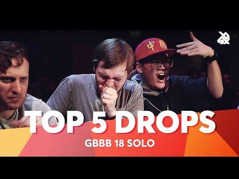 Xxx Mp4 TOP 5 DROPS 😱 Grand Beatbox Battle Solo 2018 3gp Sex