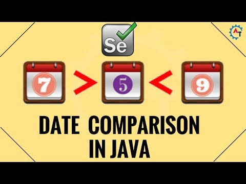 How to Compare two Dates in Java using compareTo() method