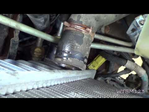 S10 Radiator Change