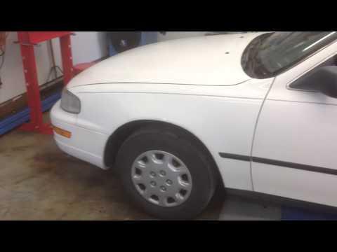 1992 Camry Suspension Noise Repair