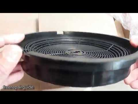 Unboxing the Westinghouse Rangehood Carbon Filter ARCFD