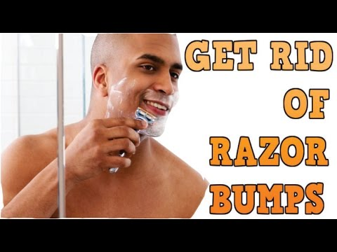 10 Home Remedies to Get Rid Of Razor BUMP | How to Get Rid of Razor Bumps