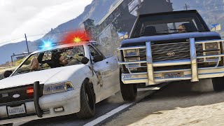 The Story of One Escape | GTA 5 Movie