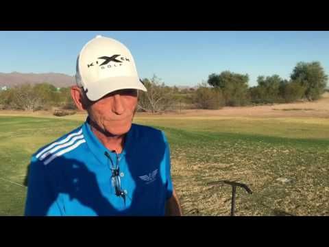 Chuck Evans how senior golfers can increase their swing speed