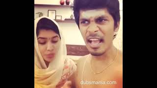 Download COMEDY TAMIL DUBSMASH COMPILATION - Arunsanjana Video