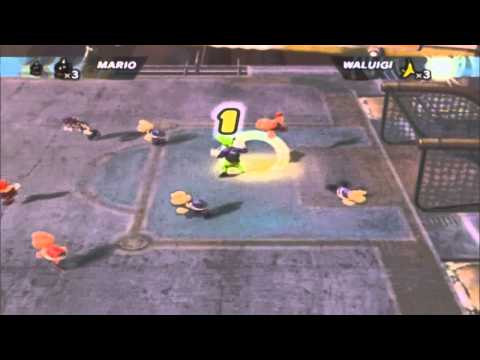 Super Mario Strikers #4 -  Flower Cup (Part 2)