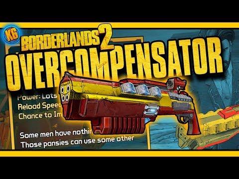 Xxx Mp4 OVERCOMPENSATOR New DLC Legendary Borderlands 2 3gp Sex