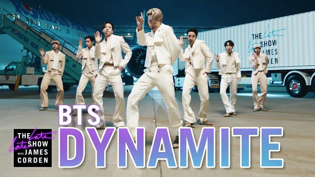 BTS: Dynamite
