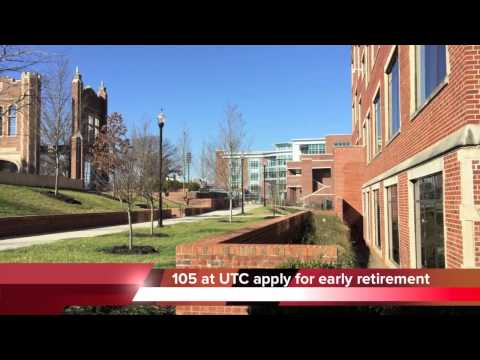 100 UTC college employees apply for early retirement