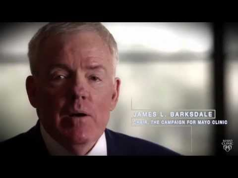A Message from James L. Barksdale, Campaign Chair