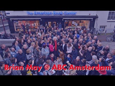 Brian May @ ABC Amsterdam