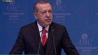 OIC Jerusalem Speech: Turkey