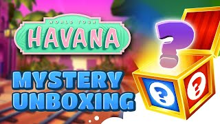 💰 Subway Surfers Mystery Unboxing - Opening Mystery Boxes in Havana