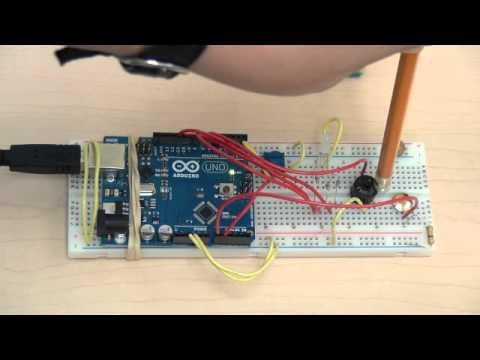 Maker Labs: Lie Detector