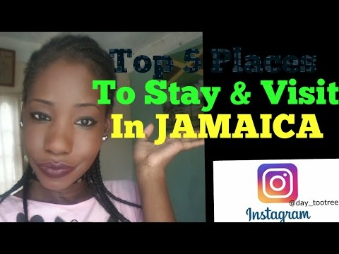 Top 5 affordable places to visit and stay in Jamaica