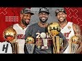 LeBron James BEST Highlights Moments From ALL 9 NBA Finals 2007 2011 2018
