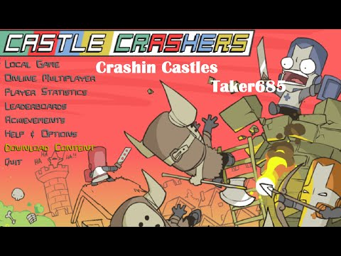 Castle Crashers | Crashin Castles