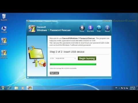 Forgot Windows 7 Admin Password on Lenovo ThinkPad Laptop, How to Reset?