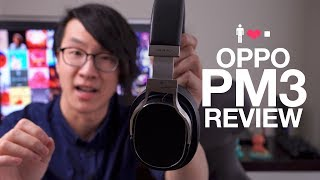 LLAT: Oppo PM3 Headphone Review - Portable Planar Plays Pleasantly