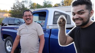 SURPRISING MY UNCLE with his DREAM TRUCK!