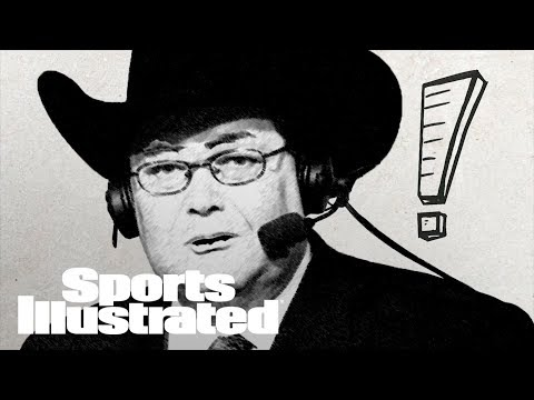 Jim Ross Thought The Undertaker Killed Mankind | Sports Animated | Sports Illustrated