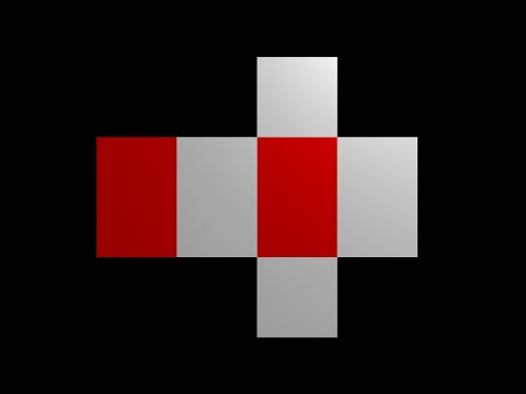 Square Prism Development
