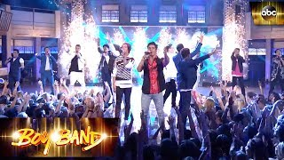 Download The Evolution of Boy Band Medley - Opening Performance | Boy Band Video