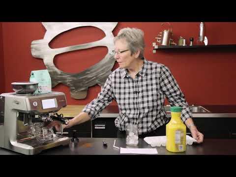 Orange Juice Espresso   Coffee Collaboration