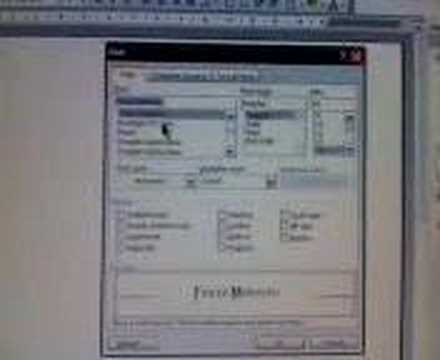 Change The Default Font & Size In Microsoft Word