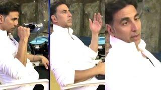 Akshay Kumar Comedy On Sets Of Toilet Ek Prem Katha!
