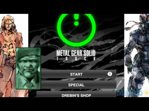 Metal Gear Solid: Touch Review