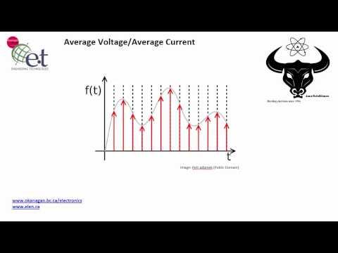 Calculating Average Voltage