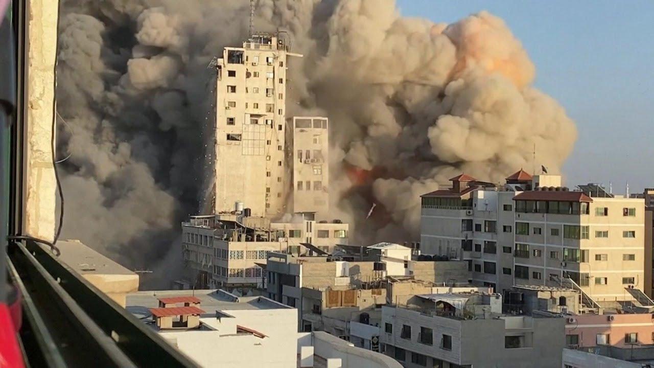 Israel y Hamás: la peor escalada de violencia desde 2014 supera los 70 muertos