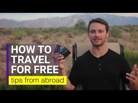 How To Travel For Free - 2017