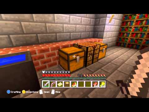 Title Update 7 Minecraft Xbox Easter Eggs All Hidden CD Locations