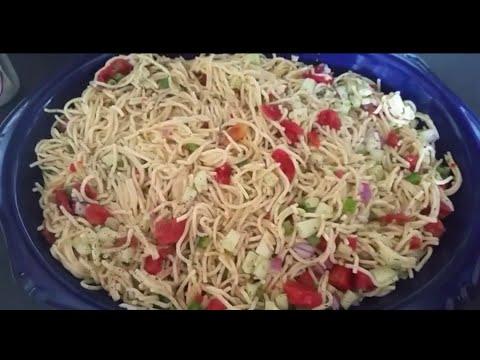 *REQUESTED* Spaghetti Salad!!!