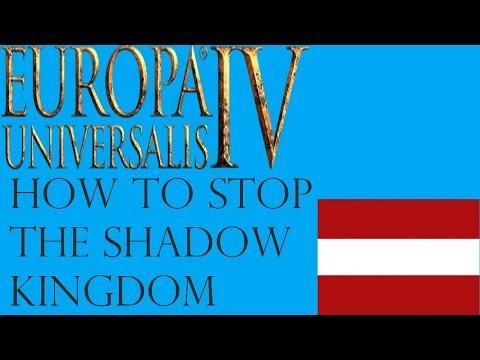 EU4 - How to do the Shadow Kingdom event as Austria, quickly!