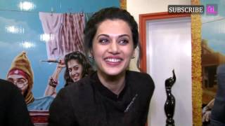 Running Shadi.Com | Interview with Tapsee Pannu, Amit Sadh & Shoojit Sircar