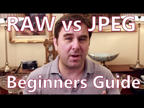 RAW vs JPEG Beginners Guide To Which You Should Use