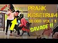 Download Video KESETRUM 50.000 VOLT !! GILA BIKIN HEBOH ORANG - PRANK INDONESIA 3GP MP4 FLV