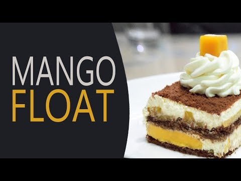Mango Float (NO GELATIN) | Philippines