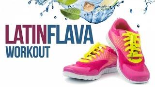 Latin Flava Workout (Full Album HQ) - Fitness & Music