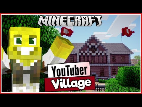 The Town Hall | Youtuber Village Ep.1