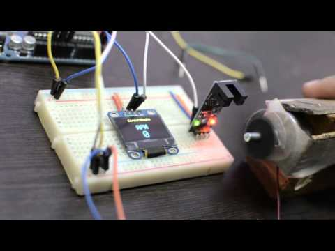 DIY RPM Tachometer with Arduino | RPM Counter |