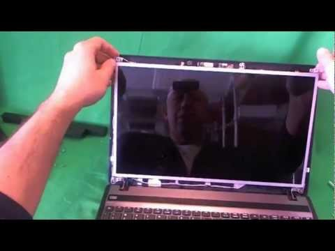 Acer Aspire 5755 Laptop Screen Replacement Procedure
