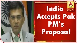 TOP 100: India Accepts Pak PM's Proposal For Foreign Ministers Meet | ABP News