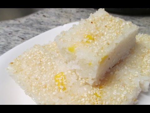 Coconut Sticky Rice~ទ្រាបបាយ