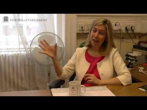 Tea with an MP - Andrea Jenkyns