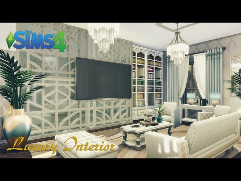 Download Luxury Interior | No CC | Collab With Simalien