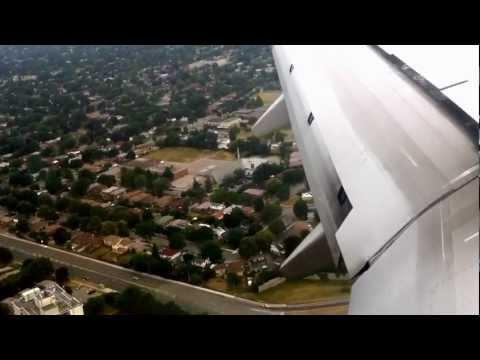 Landing In Toronto. Nice View Of Mississauga